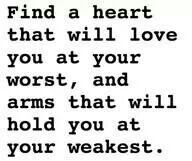Find a heart....