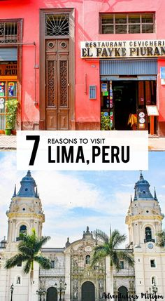 Going to Lima, Peru and wondering what to see and do? Lima is just lovely, especially Barranco! Barranco is the Bohemic area of Lima; a cozy, chilled-out place where travelers live and locals spend their Sunday afternoons. If you're in Lima, you should pay this place a visit. Here's how to spend a day or two in the Peruvian capital.