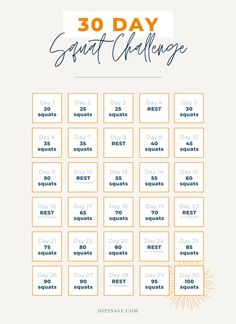 30 Day Butt Challenge, Month Workout Challenge, Plank Challenge, Workout Challange, Weight Loss Workout Plan, At Home Workout Plan, At Home Workouts, Hiit, Yoga Sport