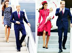 iminlovewiththecambridges:  hrhsussex:  2011•2014   No guys don't. I'm done.