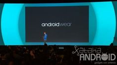 """Android Wear, llegan los """"wearables"""" con Android http://www.xatakandroid.com/p/110849"""