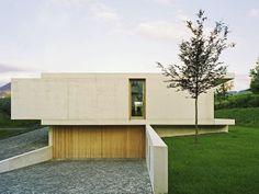 Casa nos Alpes. Arquiteto: Wyss Architekten. Fotógrafo: Jrg Zimmermann. Fonte: archdaily