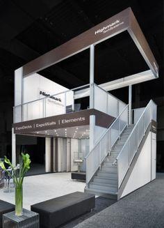 Double Deck Exhibits Example