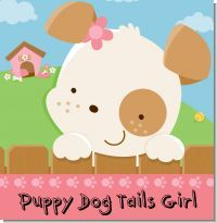 If you have a little girl who just loves puppies then this theme would just be adorable for having her a birthday party.