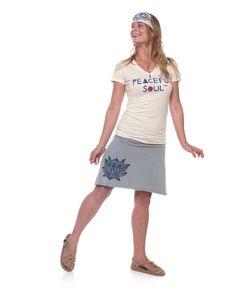 Peaceful Soul Eco V-Neck Women's T-shirt