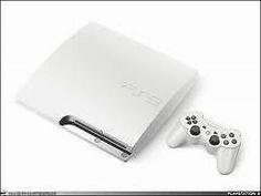 Ps3 Slimline Classic White 320 GB in OVP & etliche Ps3 Spiele