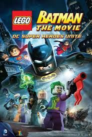 Lego Batman: The Movie DC Super Heroes Unite (7/10) - This is a cute movie, and I has a lot of humour in it that's for the adults really. The relationship between Batman and Superman is perfect and there's just enough humour to the whole story. A great mix of all the characters.