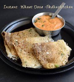 Instant Breakfast Quick Breakfast Recipes (Indian)-Cooking tips for working women - Padhuskitchen Indian Food Recipes, Vegetarian Recipes, Cooking Recipes, Indian Snacks, Kerala Recipes, Healthy Recipes, Fish Recipes, Healthy Food, Healthy Eating
