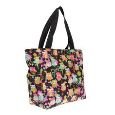 Owl Print Beach Shopper Tote Bag (Multicolor) World Traveler http://www.amazon.com/dp/B00KDLTLLU/ref=cm_sw_r_pi_dp_6c7owb1ZDHG9Y