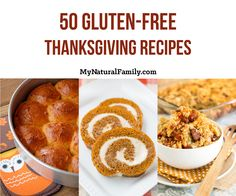 50 of the Best Gluten Free Thanksgiving Recipes - My Natural Family