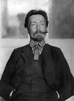 Polishborn Felix Edmundovich Dzerzhinsky 1912 He was the founder of the Bolshevik secret police the Cheka later the KGB