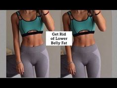 ABS & FLAT BELLY WORKOUT (Get Rid of LOWER BELLY FAT) - YouTube
