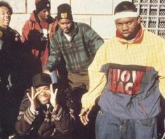 (Past) 90's Fashion; Wu-Tang Clan
