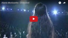 Watch: Alanis Morissette - Uninvited See lyrics here: http://alanismorissette-lyrics.blogspot.com/2010/06/uninvited-lyrics-alanis-morissette.html #lyricsdome