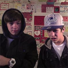 Austin Mahone and Alex Constancio #CoolMorning