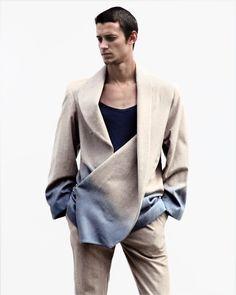 Menswear Coat, The Desert Wanderer - Fäden - Trend Femininer Stil 2019 Mens Fashion, Fashion Tips, Fashion Design, Fashion Trends, Fashion Coat, Women's Fashion Jackets, Nomad Fashion, Inspiration Mode, Coat Dress