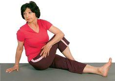 Zázrak pre ženské zdravie: Vyskúšajte hormonálnu jogu! Pilates, Running, Health, Fitness, Style, Exercises, Crafts, Diet, Fotografia