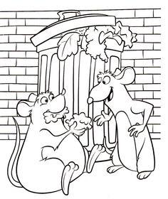56 Ratatouille printable coloring pages for kids. Find on coloring-book thousands of coloring pages. Abc Coloring Pages, Disney Coloring Pages, Printable Coloring Pages, Coloring Sheets, Coloring Books, Kids United Esteban, Disney Pixar, Ratatouille Disney, Art Pages