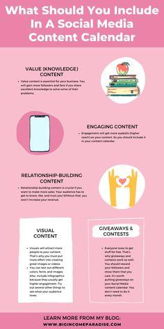 Social Media Marketing Business, Content Marketing Strategy, Inbound Marketing, Marketing Plan, Marketing Tools, Digital Marketing, Instagram Marketing Tips, Instagram Tips, Social Media Content