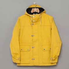 My yellow ss12 cruiser, one of the best jackets ever