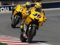 Colin Edwards Valentino Rossi