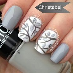 Leafy design by Christabell