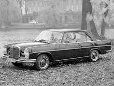 Mercedes-Benz 250S W108 - 1965