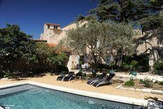 Le Jardin de Mazan, chambres d'hôtes dans le Vaucluse, Le Jardin de Mazan - Côté Maison
