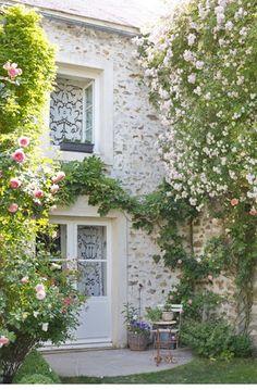 A Favorite Cottage Exterior!