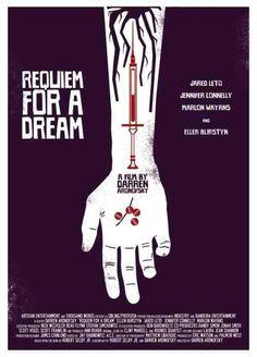 Requiem for a Dream: Viele Zuschauer sagen, dass Requiem for a Dream der beste Film ist, den sie je gesehen haben und dass sie ihn nie wieder sehen wollen.