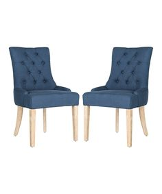 This Maura Side Chair - Set of Two by Safavieh is perfect! #zulilyfinds