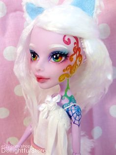 Charlotte Ooak Doll
