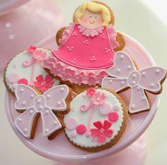 Girl Cookies