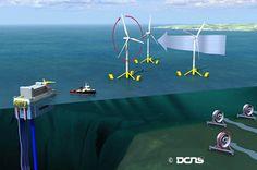Le SER demande des mesures urgentes pour soutenir les énergies marines renouvelables