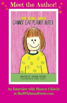 Come meet the author of a great new book about peanut allergy!
