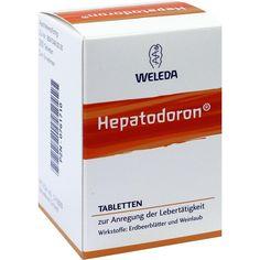 HEPATODORON Tabletten:   Packungsinhalt: 200 St Tabletten PZN: 00761710 Hersteller: WELEDA AG Preis: 17,55 EUR inkl. 19 % MwSt. zzgl.…