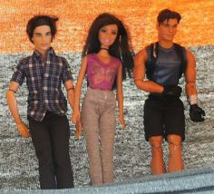 Stars Of Barbie: Passeio!