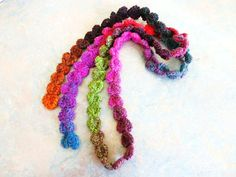 Noro Hearts Lariat Endless Love  PDF pattern by MayCheangDesigns, $4.50