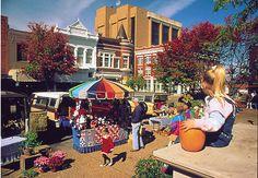 Farmer's Market, Fayetteville, AR