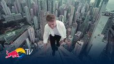 Urban Explorer Oleg Cricket Performs Death-Defying Rooftop Parkour