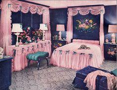 Barbie's bedroom