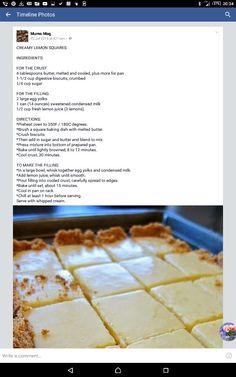 Lemon Recipes, Donut Recipes, Tart Recipes, Sweet Recipes, Baking Recipes, Dessert Recipes, Best Custard Pie Recipe, Kos, South African Desserts
