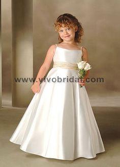 Vivo Bridal - Flower Girl DressE-0012