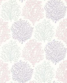 Sanderson Coral Reef Wallpaper main image