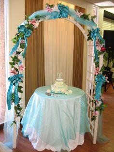 Baltimore's Best Events Wedding Decor