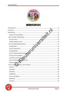 Sprookjes project – Kleuteruniversiteit Word Search, Words, Authors, Horse