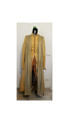 Elrond tailored cosplay costume commissions the lord of the rings the hobbit king of the elves fantasy Elf Costume, Costume Dress, Cosplay Costumes, Elves Fantasy, Steampunk Corset, Long Vests, Sansa Stark, The Elf, Lord Of The Rings