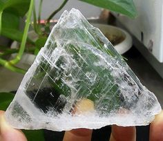 77g-88mm-super-transparent-ice-clear-SELENITE-slab-healing-crystal-China-1203