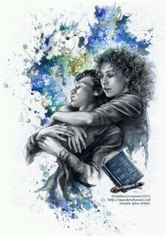 River and The Doctor. I could care less if I've pinned this already. It's stunning.