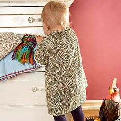 Nurture your child's helpful spirit by promoting organization in your home.